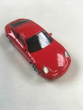 Diecast Vehicles  RealToy  Red Porsche 911 Carrera S