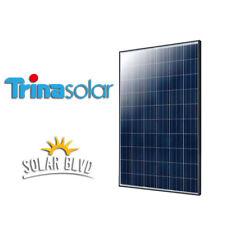 Trina Solar 245 W Watt 24V TSM-245PA UL Black Frame Poly 60 Cell PV Solar Panel