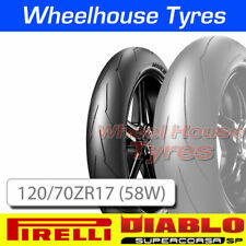 Pirelli Diablo Supercorsa SP V3 120/70ZR17 (58W) T/L Front