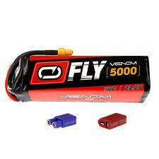 Venom Fly 30C 6S 5000mAh 22.2V LiPo Battery with UNI 2.0 Plug