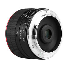 6.5mm f/2.0 APS-C Manual Fisheye Lens for Sony E mount NEX A6000 A6500 A5100 New