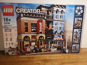 NEW LEGO CREATOR MODULAR DETECTIVE OFFICE 10246