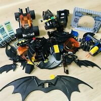 LEGO PARTS - 0.60 Kg.Superheroes Batman bulk pack stickers printed Excellent