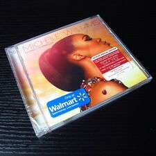 Michelle Williams - Journey To Freedom USA Special Edition CD+DVD NEW #335*