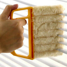 Venetian Blind Cleaner Brush Duster Blinds easy Cleaning Tool Washable Useful