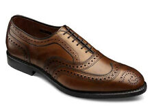 Allen Edmonds Men's McAllister Leather Wingtip Brogue Oxfords Bourbon Size 10 D