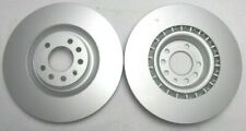 VAUXHALL VECTRA C MK2 2.8 TURBO SAAB 9-3 PAGID PAIR OF FRONT BRAKE DISCS 345MM