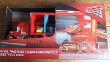 Disney Pixar Cars 3 - Travel Time Mack - Truck Transporter Playset - Ages 4+