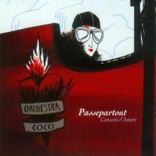 Orchestra Coco - Passepartout Canzoni dAmore [CD]