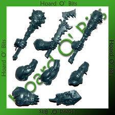 WARHAMMER BIN BITS OGRE KINGDOMS MOURNFANG CAVALRY - HAND WEAPONS AND CLAWS