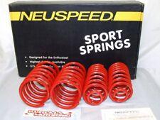 NEUSPEED SPORT LOWERING SPRINGS 00-06 TT 1.8T QUATTRO