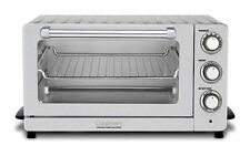 CUISINART CONVECTION TOASTER OVEN & GRILL  1500 WATTS TOB-60N BAKE New