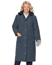 Plus Size Full Length Quilted Coats & Jackets for Women