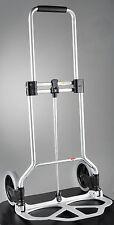 WENKO Transportkarre klappbare Sackkarre 80 kg Handkarre Stapelkarre - H04