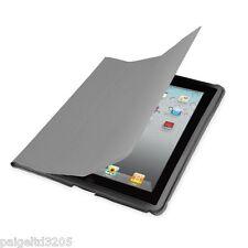 iHome Smart Book Case for iPad 2 Grey Gray IH-IP1103G