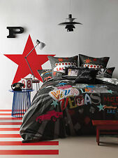 Viva Las Vegas Quilt Duvet | Doona Cover Set by Linen House | Get lucky | Queen