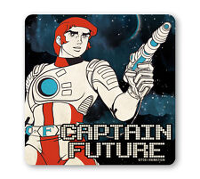 Science Fiction - Captain Future Coaster - Untersetzer - farbig - LOGOSHIRT