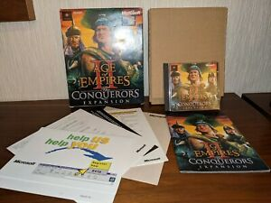Age Of Empires II - The Conquerors - Expansion - PC Big Box