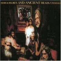 "CANNED HEAT ""HISTORICAL FIGURES & ANCIENT"" CD NEW!!"