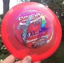 New! Innova Champion Eagle X! Pink With DX Stamp!