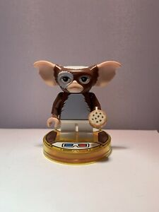 LEGO Dimensions Gremlins Gizmo Mogwai From Set 71256 - Figure & Tag Only - Used