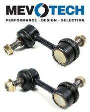 For Acura TL Honda Accord Pair Set of 2 Left Right Front Sway Bar Links Mevotech