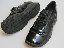 RIEKER Antistress Black Patent Leather Lace Up Shoes Women's US Size 6 EU 36