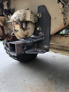 Lmtv M1078 DIY Hitch