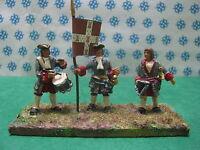 FRANCESI  Esercito di terra  1700  diorama figure 40 mm.