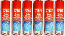 6x TRW Brake / Clutch Cleaner Aerosol Spray 500ml PFC105