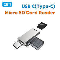 OTG TF Micro SD Memory Card to USB C Type-C Adapter Micro SD SDHC SDXC Reader
