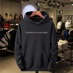Men's Women's Unisex Hoodie Lightweight Long Sleeve Hooded T-Shirt M-5XL