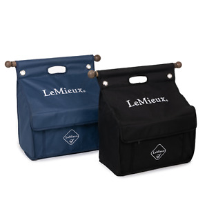 Lemieux Grooming Bag with Bar Navy Or Black 4893