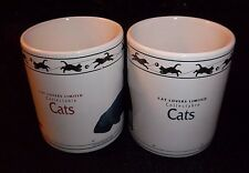Cat Lover Mugs Chartreux Turkish Van Brown Mackerel Tabby Siberian Abyssinian