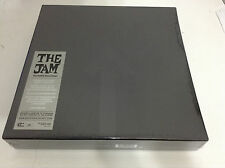 THE JAM The Studio Recordings EU 8 LP Box Set 180 Gr SEALED FREE SHIPPING