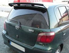Fiberglass roof rear spoiler wing for Toyota Yaris 1999 – 2005