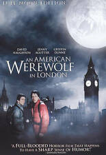 An American Werewolf in London (Dvd, 2009, Full Moon Edition - 2 Dvds)