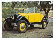 Vintage Motor Cars Postcard - Citreon 1926 - EB140