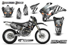 YAMAHA WR250F WR450F 2007-2011 GRAPHICS KIT CREATORX DECALS DZWSNP