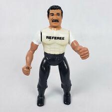 Referee Karate Kid Action Figure1984 Remco Used ref cobra kai