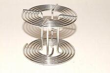 Stainless steel medium format spiral