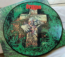 DEMON - NIGHT OF THE DEMON - for the first time ever PICTURE DISC GREAT QUALITY