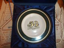 *Rare* Royal Doulton 50th Ara Anniversary plate 1984 1/500- free shipping