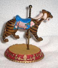 MULLER'S TIGER CIRCA 1905 CAROUSEL HORSE MERRY GO ROUND FIGURE DANIEL MULLER
