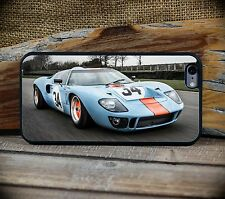Vintage 1960's Ford GT40  at LeMans -  iPhone 6 6S+ custom case