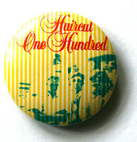 HAIRCUT ONE HUNDRED Old Vtg 1980`s Button Pin Badge(not patch shirt lp tour cd)