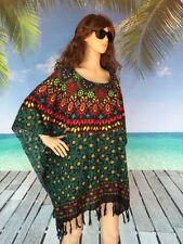 Summer/Beach Tunic Machine Washable Plus Size Tops & Blouses for Women