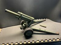 21ST CENTURY TOYS  KOREAN WAR 155MM HOWITZER CANNON ULTIMATE SOLDIER ,Used