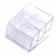 Box 3 Compartments Business Holder Business Card Dispenser Material S5K2 K0P4