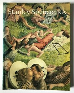 Stanley Spencer RA Exhition catalogue 1980
